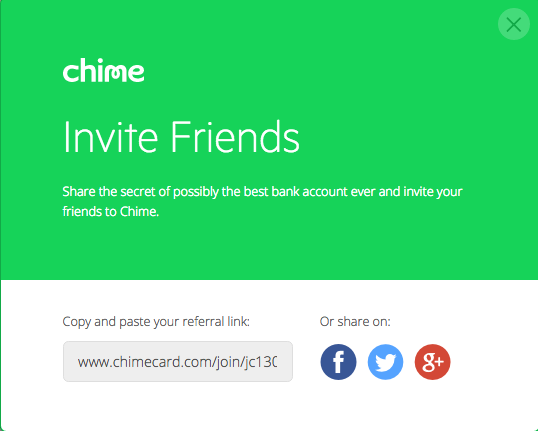 How do I invite friends to join Chime? (Referrals) – Chime