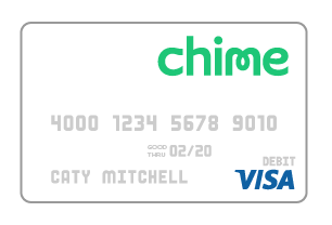 When do I receive my Chime Visa Debit Card after I open a